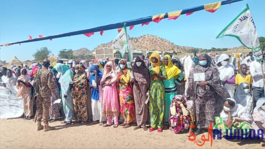 Tchad : la fête de la femme rurale célébrée dans la ferveur au Sila