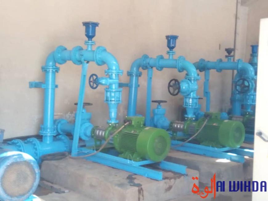 Tchad : accès à l'eau potable à Abéché, vers la fin d'un long calvaire