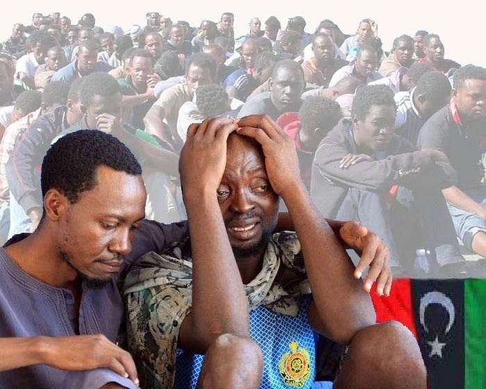 Emigration clandestine : BRING BACK OUR BOYS ! Ils sont violés, vendus et tués par les libyens