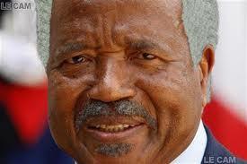 Cameroun: Conférence de presse de Paul Biya à Paris le 24 janvier