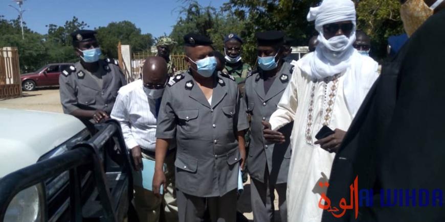 Tchad : arrestation à Bitkine de deux présumés voleurs d'un véhicule de l'EEMET