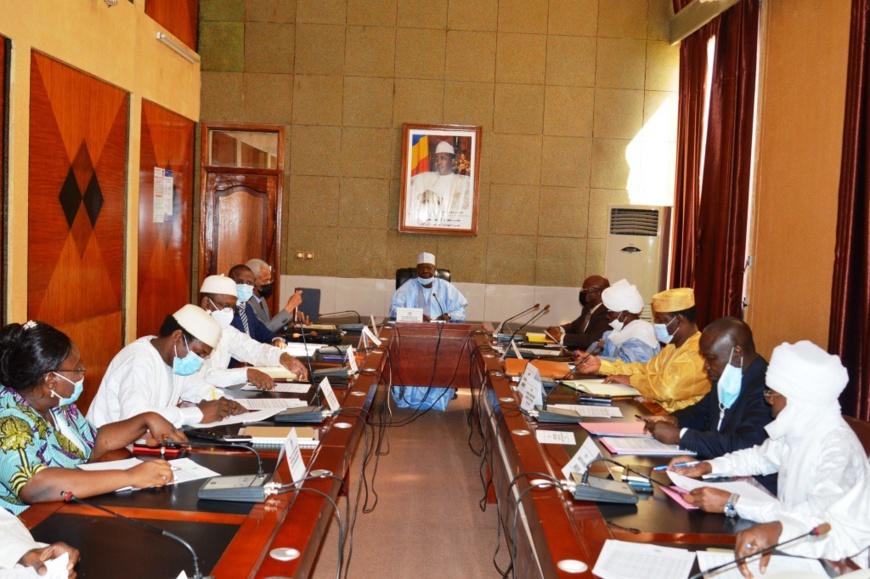 Tchad : le gouvernement fait le point sur les recettes et dépenses du Trésor public. © PR