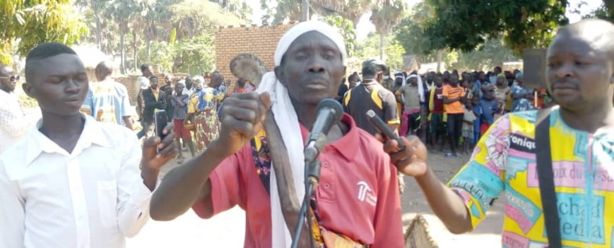 Tchad : La communauté Gabri de Manaï célèbre sa fête traditionnelle
