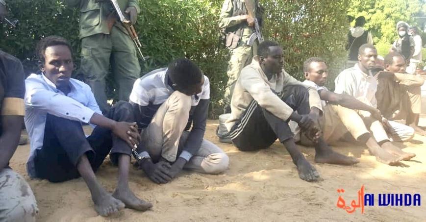 Tchad : il tente de braquer une banque, croyant être invisible grâce à un marabout