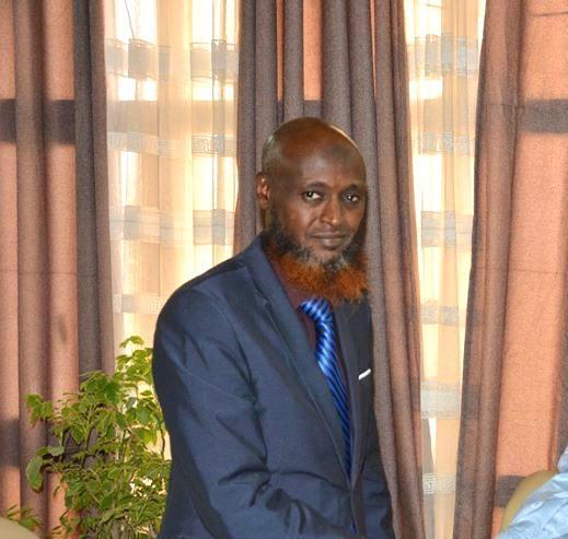 L'ancien ministre et représentant pays auprès de la CEMAC, Yaya Dillo Djerou Betchi. © DR/M.Ae