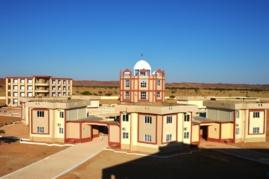 Tchad : Kalzeubé Payimi ouvre l'antenne de l'ENASTIC à Amdjarass