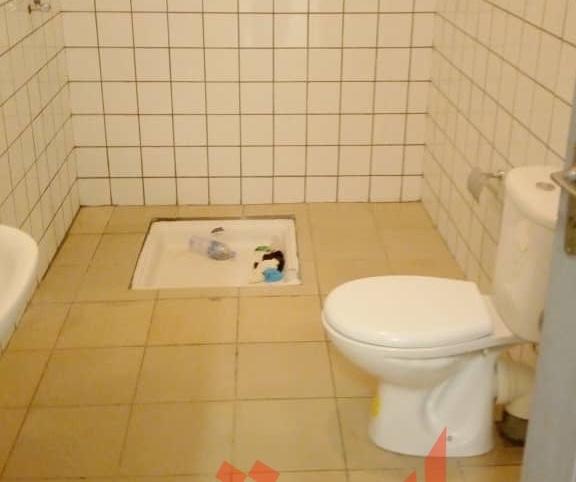 Une toilette au Tchad. Illustration © Alwihda Info