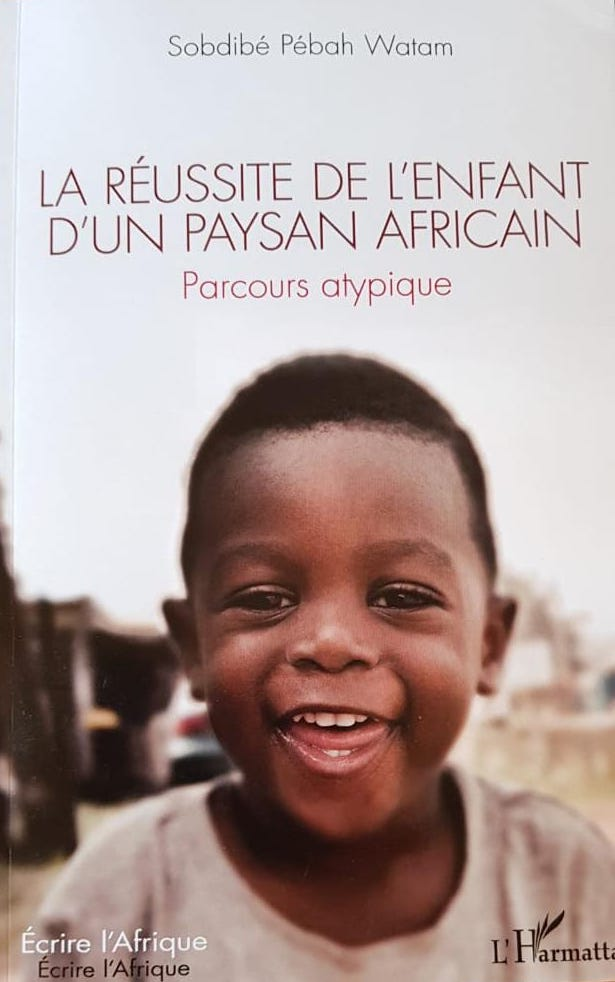 """Tchad : Sobdibé Pébah Watam présente l'ouvrage """"La réussite de l'enfant d'un paysan africain"""""""