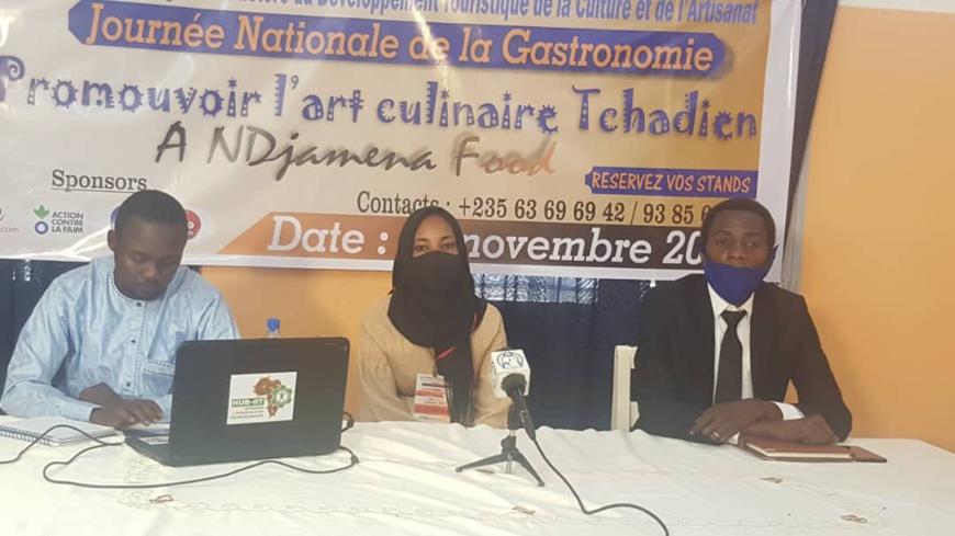 N'Djamena Food met en valeur la gastronomie du Tchad et encourage à manger sain
