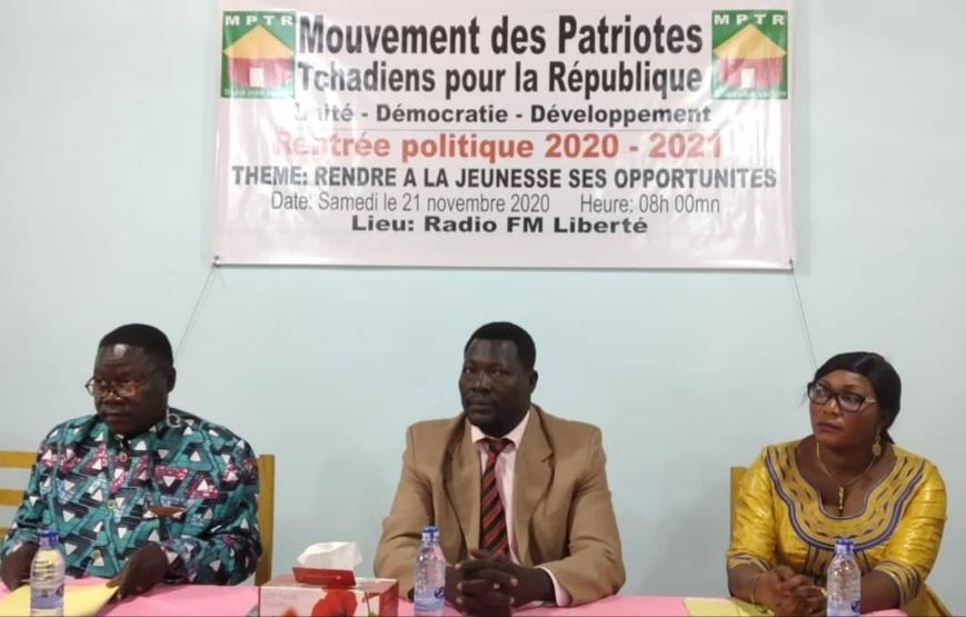 """Tchad : le MPTR dénonce """"une mise à mort de la jeunesse estudiantine"""""""