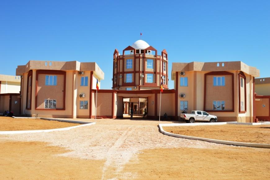 تشاد: وزير الدولة كالزيبي يفتتح المدرسة العليا للاتصالات والتكنولوجيا بأم جرس