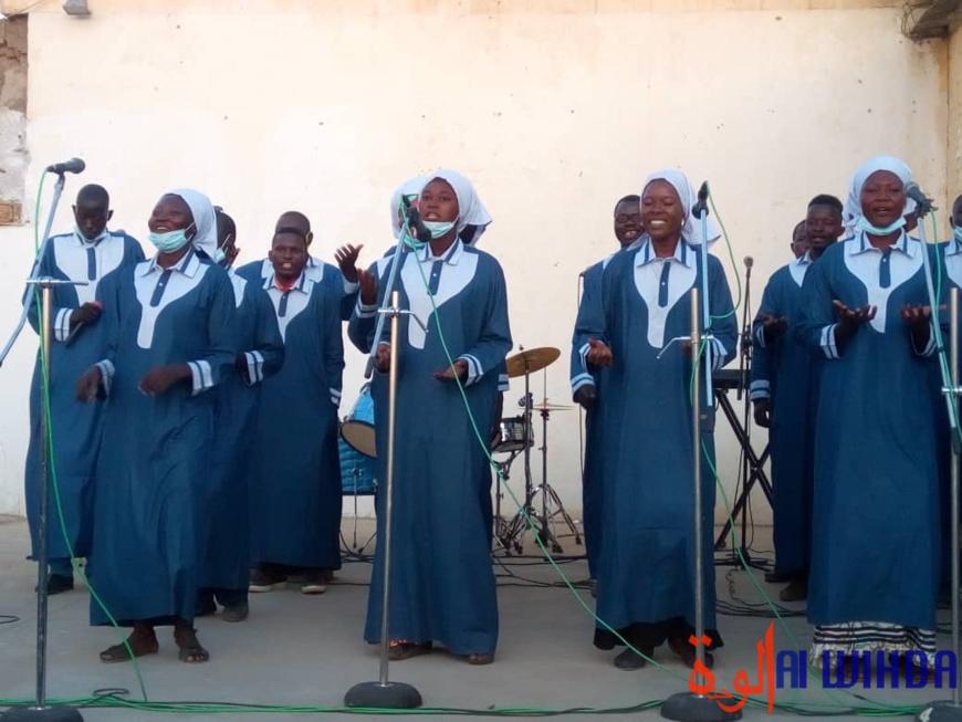 Tchad : une soirée de louange organisée par la chorale des chantres mariés à Abéché