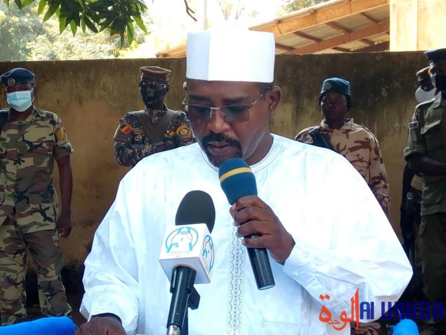 Tchad : la nouvelle équipe provinciale de la CCIAMA au Logone Occidental installée