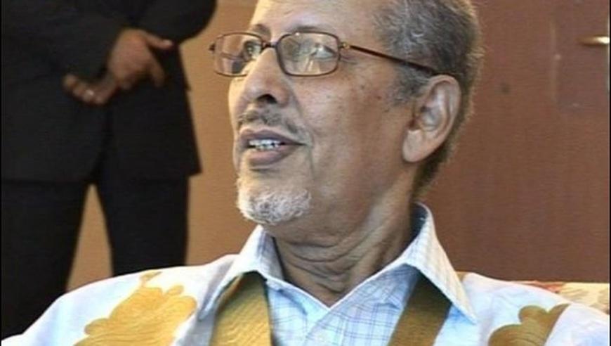 Mauritanie : l'ancien président Sidi Mohamed Ould Cheikh Abdallahi est décédé. ©DR