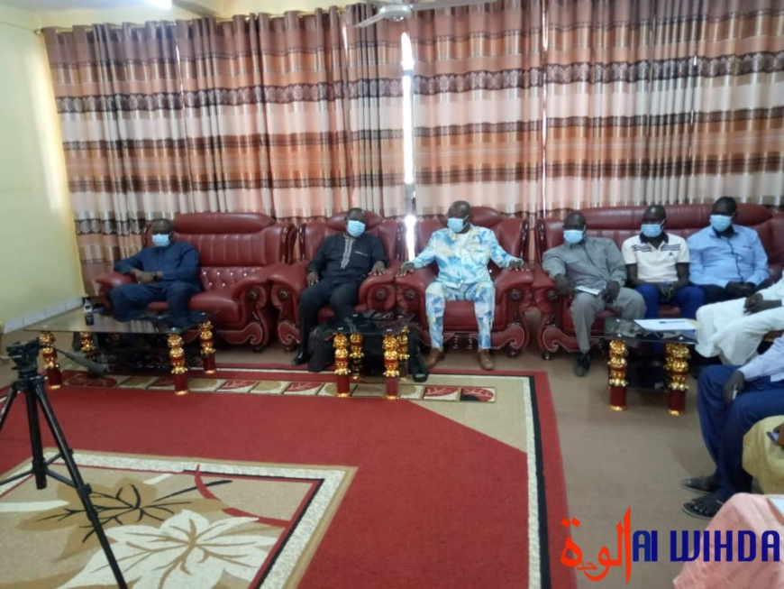 Tchad : un accord pour appuyer les districts sanitaires du Batha