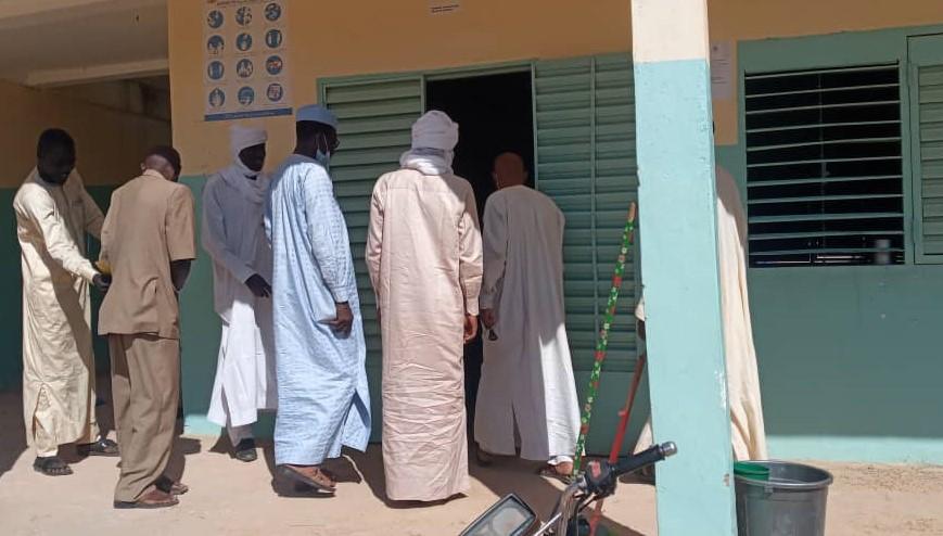 Tchad : Le délégué de l'éducation de Sila en tournée