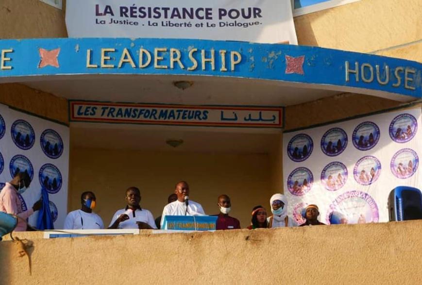 Tchad : l'ultime recours des Transformateurs pour la révision constitutionnelle. ©Les Transformateurs