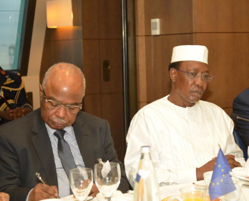 """Désignation de Hissein Brahim Taha à l'OCI : """"une immense fierté"""" pour le Tchad (Déby)"""