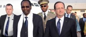 François Hollande au Mali