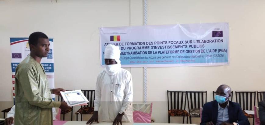 Le Tchad veut améliorer la transparence dans la gestion des financements extérieurs. ©Malick Mahamat/Alwihda Info