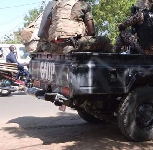 Tchad : la CTDDH dénonce des bavures et demande la libération de Kemba Didah. © DR