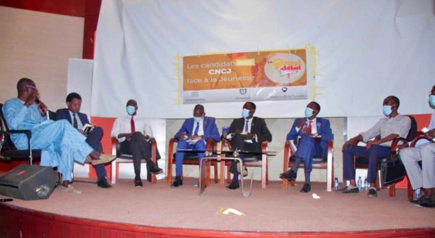 Tchad : les candidats à la présidence du CNCJ se livrent à un grand débat