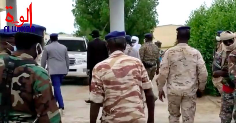 Tchad : lancement d'un concours d'entrée à l'École de gendarmerie nationale