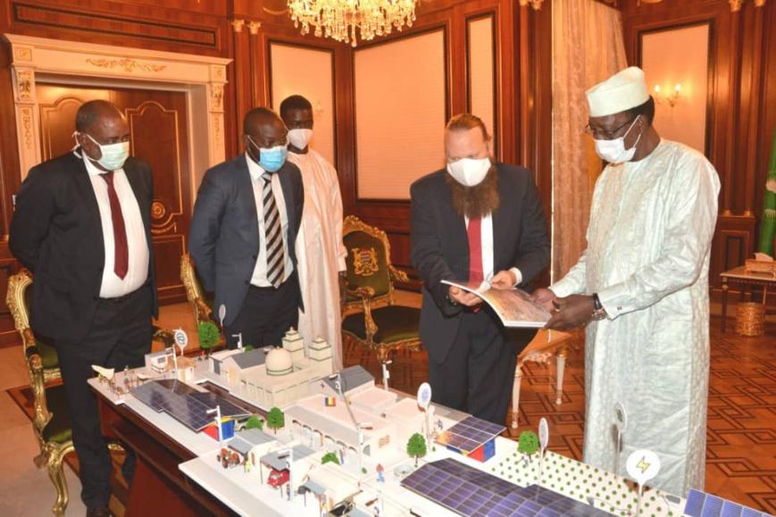 Tchad : une société veut électrifier des villages à l'énergie solaire, une phase test prévue au Lac. ©PR
