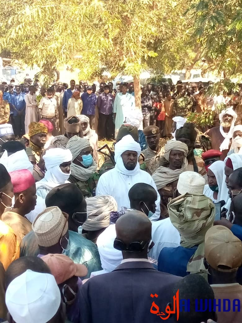 Tchad : réconciliation des communautés Mousseye et Foulbe suite aux affrontements de la Kabbia