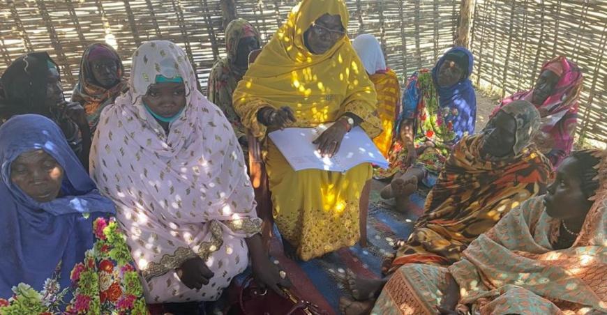 Tchad : Le député Amouna Liady dans le Tissi