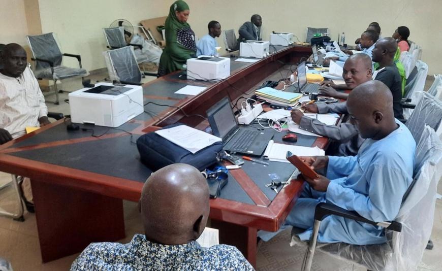 Tchad : début d'enrôlement des agents du ministère de l'Education nationale