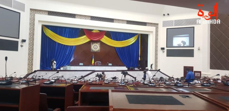 Tchad : l'Assemblée nationale examine le projet de Loi constitutionnelle