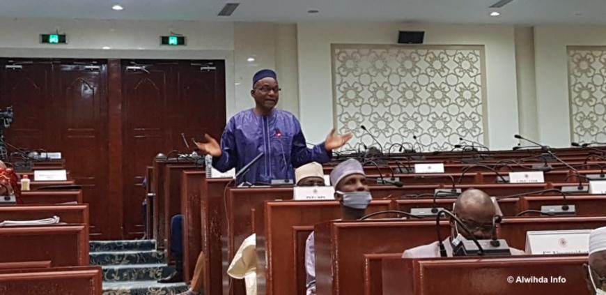 Tchad : Kebzabo appelle à lever le verrou de l'âge de candidature à la présidentielle