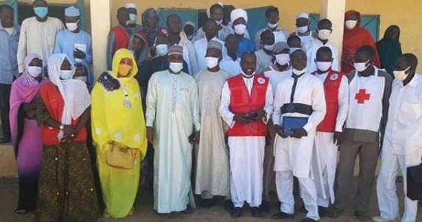 Tchad : La Croix Rouge du Sila reconduit son bureau à l'issue d'une assemblée élective