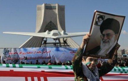 Iran :Le régime diffuse les images du drone américain capturé en 2011