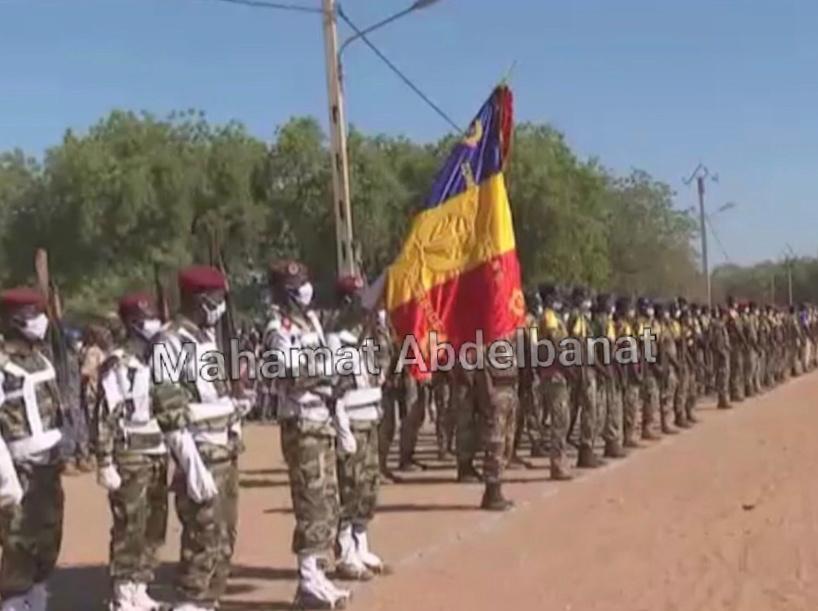 Tchad : le Salamat a célébré la fête du 1er décembre avec un défilé militaire