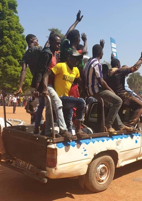 Tchad : la Nya Pendé a commémoré les 30 ans de la chute d'Habré