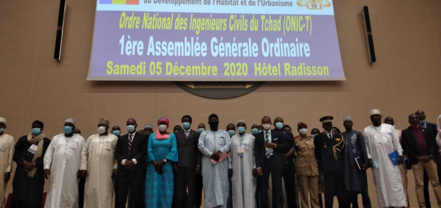 Tchad : l'Ordre national des ingénieurs civils se mobilise pour une synergie d'action