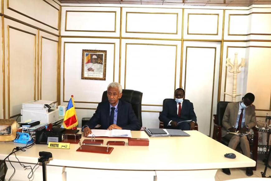 Le Tchad prend part à une réunion de haut niveau sur la ZLECAF
