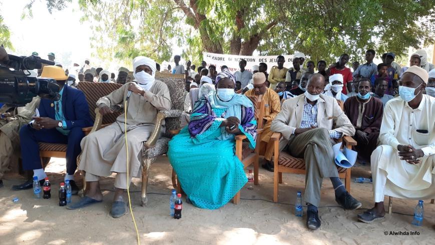 Tchad : une journée de réflexion des jeunes sur la non-violence à Ati