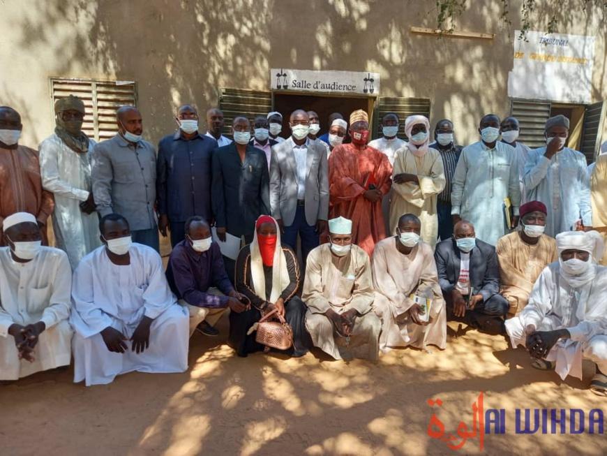 Tchad : le MAEP appuie le renforcement de la gouvernance locale au Sila
