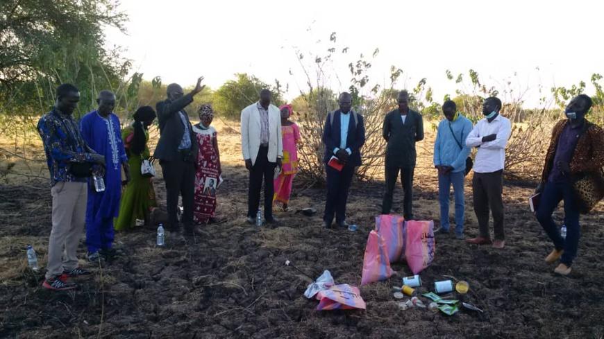 Tchad : des personnalités ecclésiastiques lancent un projet agricole de 30 hectares