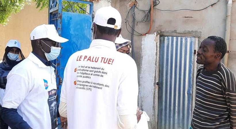 Tchad : Campagne de sensibilisation contre le paludisme à Ndjamena