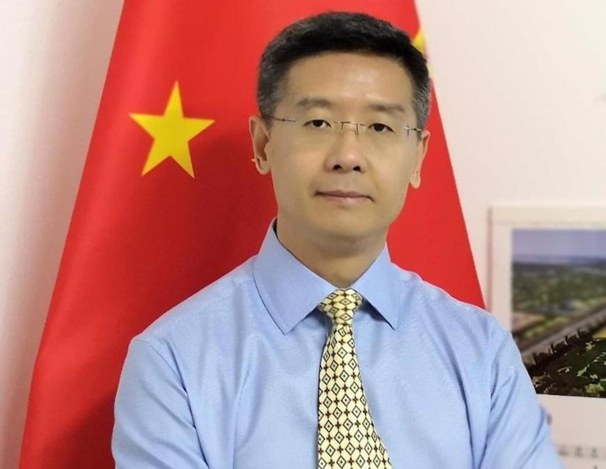 S.E.M. Li Jinjin, Ambassadeur de Chine au Tchad. Crédit photo: Amabassade de Chine au Tchad