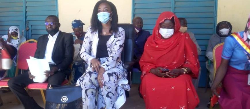 Tchad : Remise des matériels aux groupements féminins de la province du Guéra