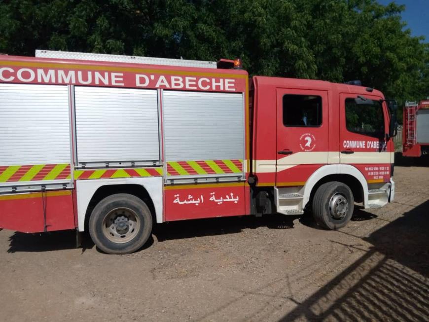 Tchad : un incendie dans la cour de l'ANADER à Abéché