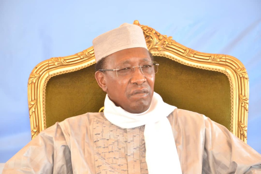 Tchad : Idriss Deby annonce 12 projets au Guéra, à quelques mois de la présidentielle