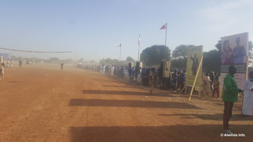 Tchad : le président attendu à Am Timan, dans le Salamat