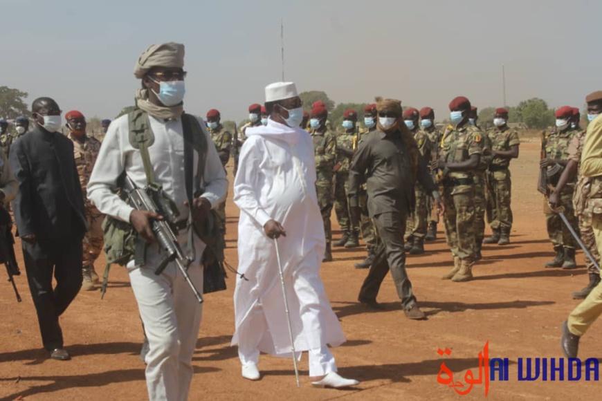 Tchad : le président poursuit sa tournée provinciale à Am-Timan