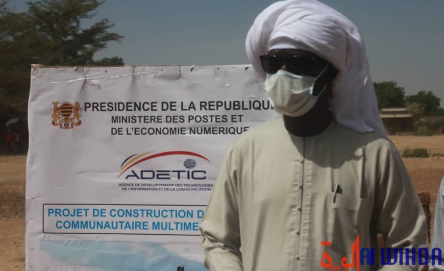 Tchad : un centre communautaire multimédia opérationnel d'ici juin 2021 à Am-Timan
